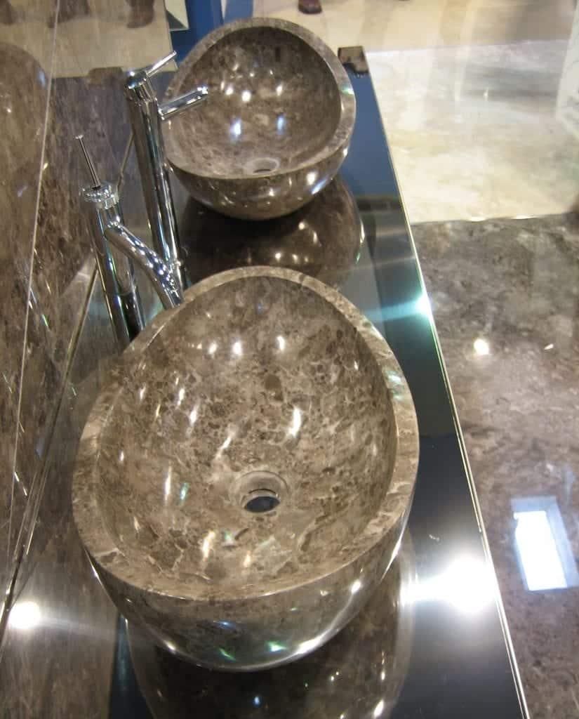 grigio billiemi bagno lavabo
